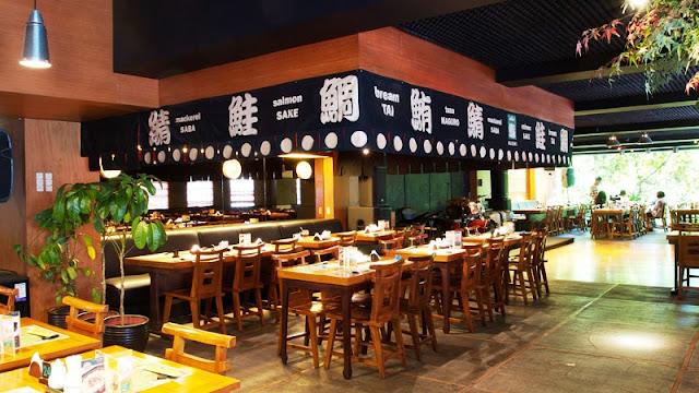 Midori Japanese Restaurant Jakarta