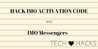 IMO Activation Code Hack