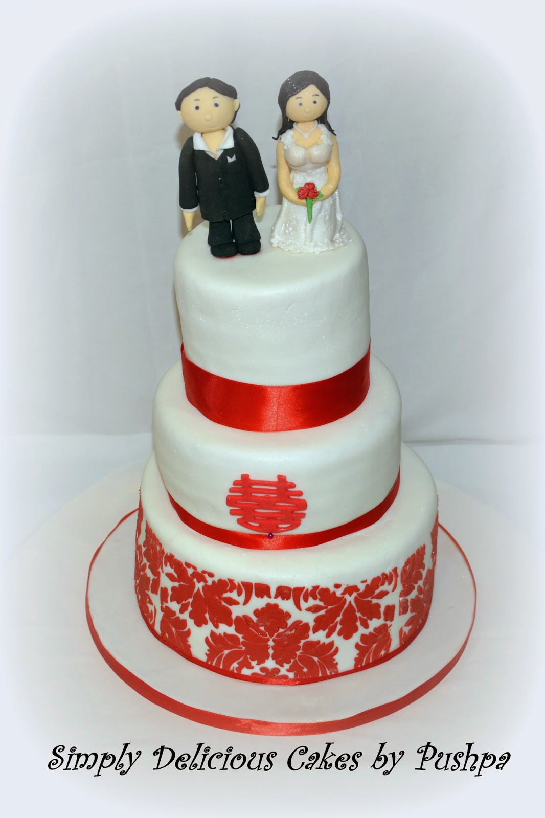 traditional chinese wedding cake recipe simply delicious cakes and white wedding cake 21128