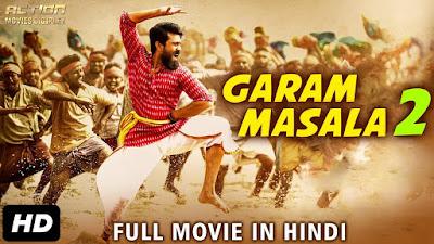 Poster Of Garam Masala 2 Full Movie in Hindi HD Free download Watch Online 720P HD