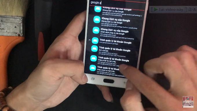 Hướng dẫn Xoá Tài Khoản Google Samsung J5 Prime J7 Prime android 8.0 mới nhất 2020
