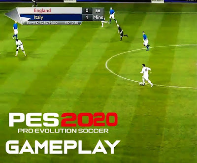 PES 2017 New Gameplay V2 dari PESNewupdate