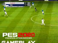PES 2017 New Gameplay V2 dari PESNewupdate (Based on PES 2020)