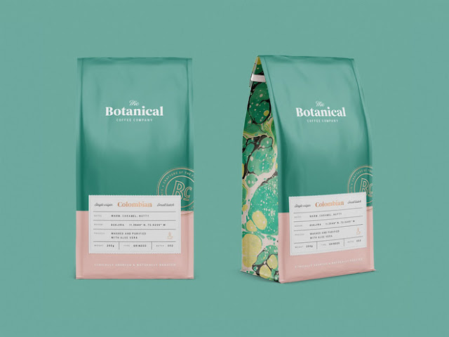 Botanical Coffee Co. - Green Chameleon