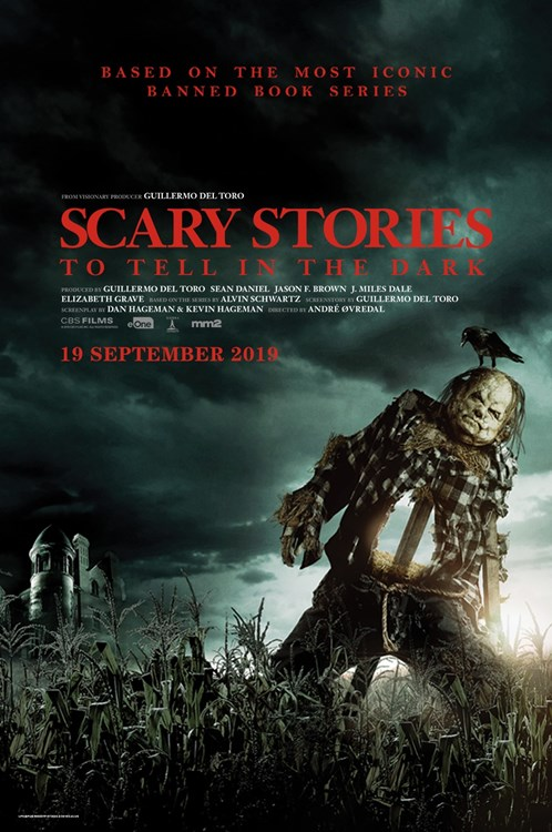 Review Filem Scary Stories To Tell In The Dark