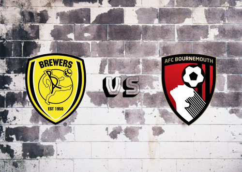 Burton Albion vs AFC Bournemouth  Resumen