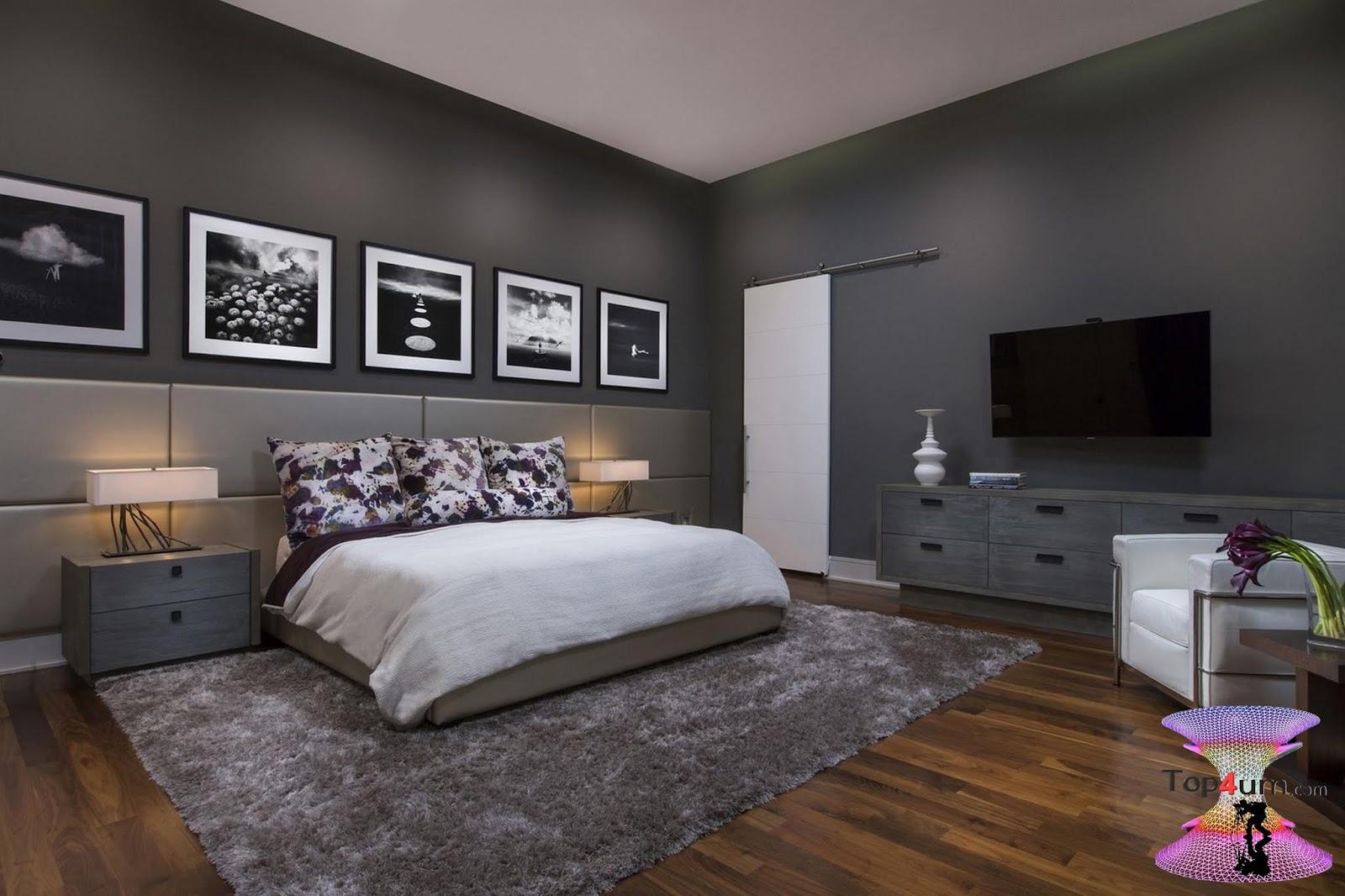 اجمل الوان غرف نوم للعرسان 2020 Modern Bedrooms Images Top4