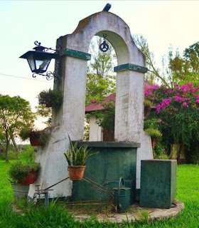 Aljibe Colonial en la Buenos Aires de 1850.