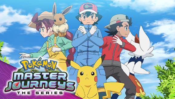 Pokémon Master Journeys: The Series Journeys To Netflix