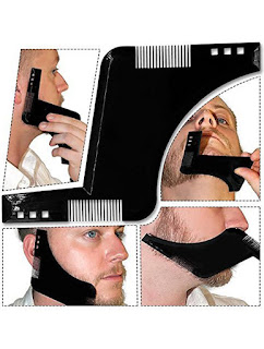 Gift for guys : Beard Comb Shaper - Kabello Beard Comb Shaper For Boys, a unique gift for him. you can buy from online in india.