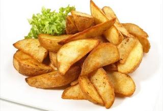 Elma Dilim Patates Tarifi Yapımı