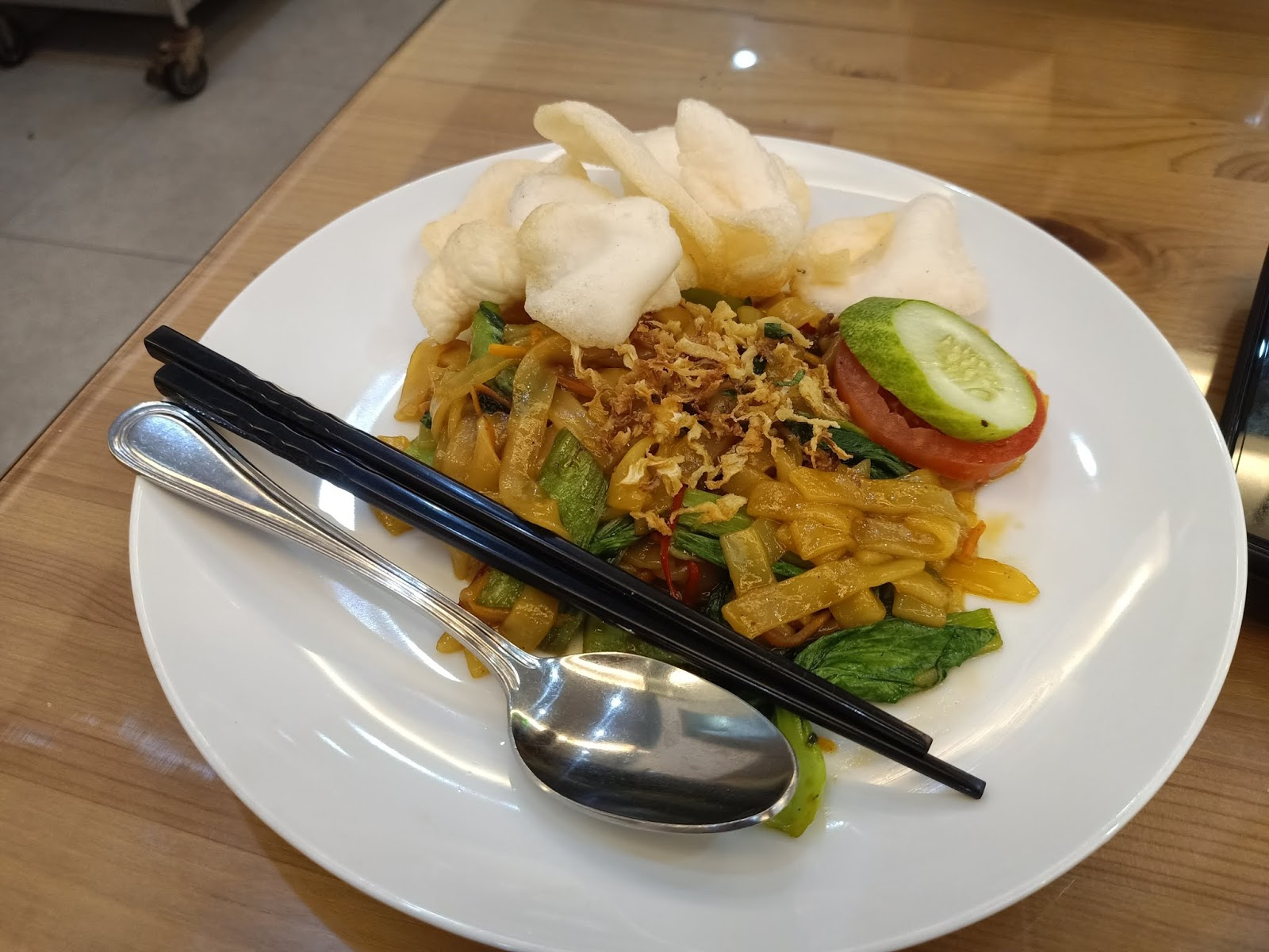 Nasi Ayam Vegetarian Enak Alpukat Bistro Tanjung Duren Utara Jakarta – NewAuke.com