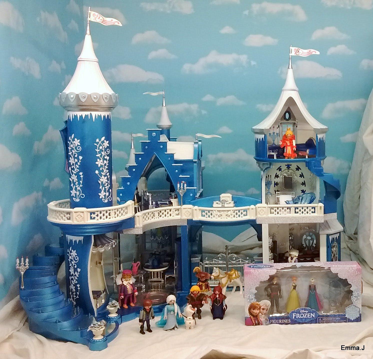 Frozen Palace Emma J S Playmobil