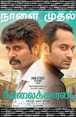 Velaikkaran 2017 Full Hindi Movie Download in Dual Audio