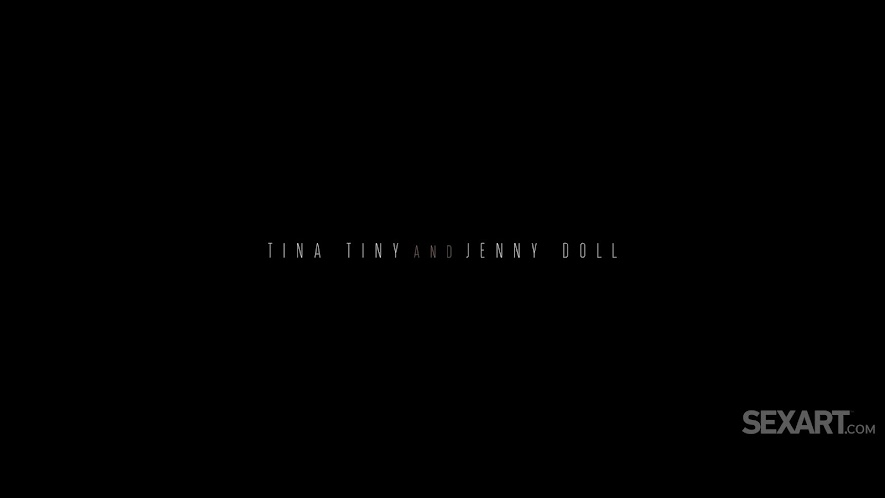 [Sex-Art] Jenny Doll, Tina Tiny - Join With Me