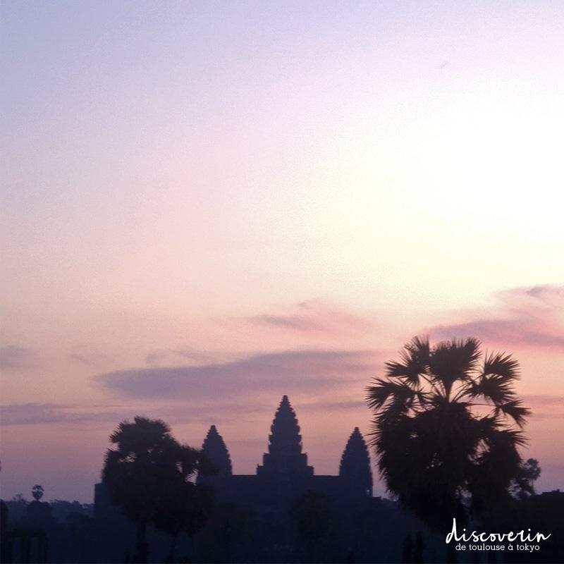 Angkor Wat : visite en une journée à vélo
