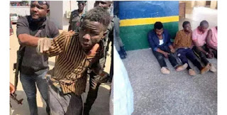 First Bank Manager Was Our Informant - Robbery Suspect Reveals