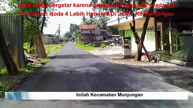 kecamatan Munjungan