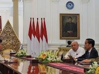 Redakan Gaduh Dunia Maya , CEO Bukalapak Bertemu Jokowi