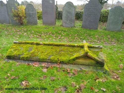 Anglo Saxon Church Cemetery