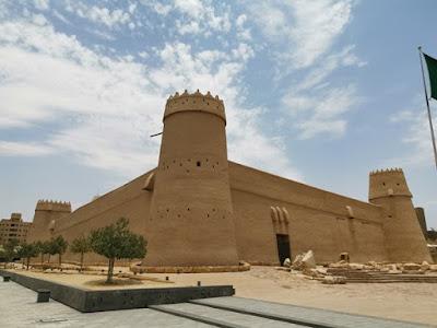 قلعة المصمك الرياض