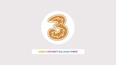 unreg internet 3 bulanan