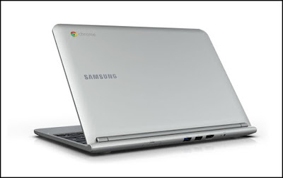 Samsung Chrome Laptop