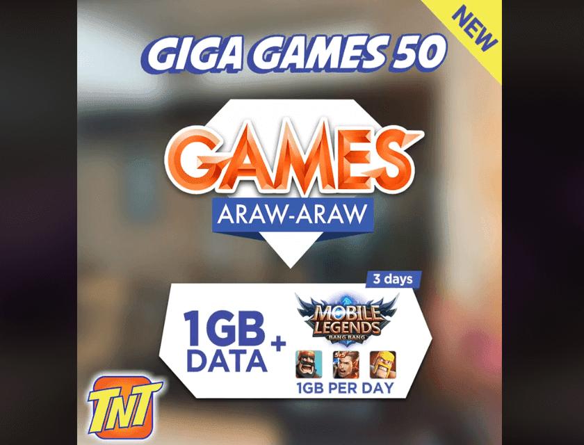 TNT Giga Games 50