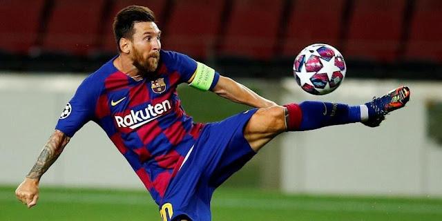 """La relación entre Messi y Barcelona será de """"respeto y alianza"""", dijo el dirigente Vilanova"""