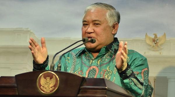 Din Syamsuddin Ungkap Penyebab Teror di Indonesia