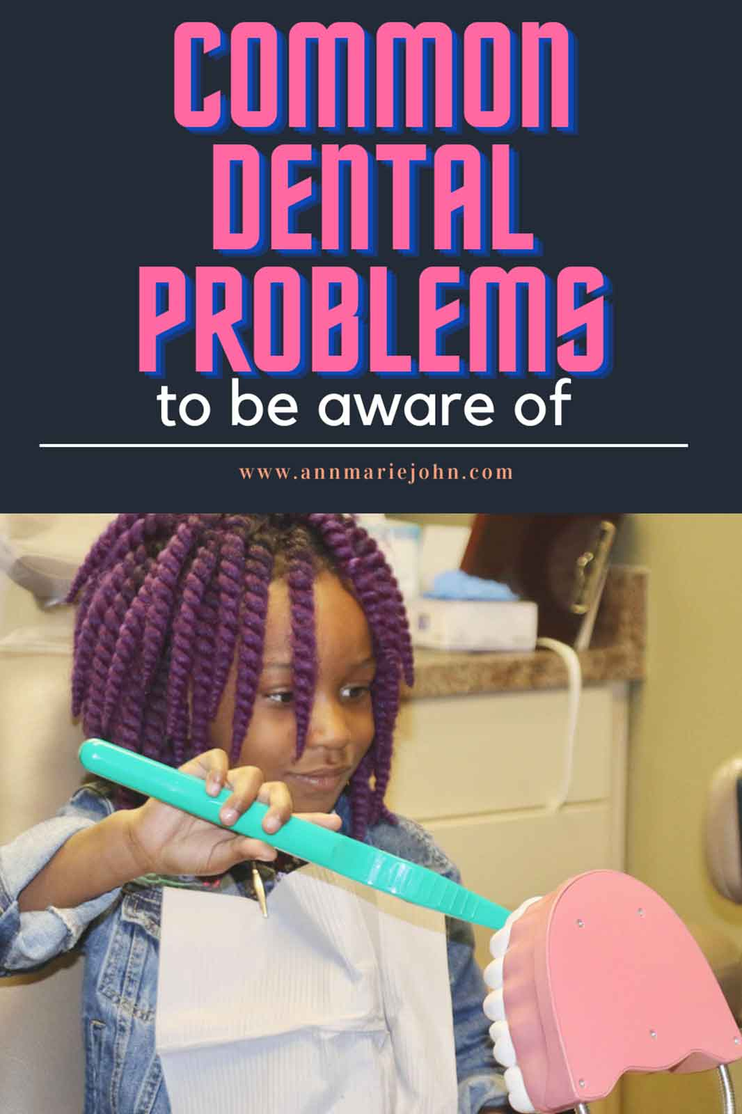 Common Dental Problems to be Aware of