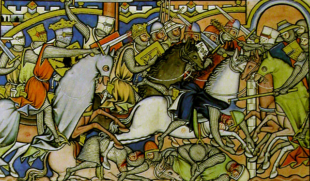 armee-chevalier-manuscrit
