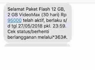 Pengguna Telkomsel saat ini bisa bebas memilih jenis paket internet Flash apa yang akan d Cara Mendapatkan Paket Telkomsel Flash Internet 12Gb hanya Rp95000
