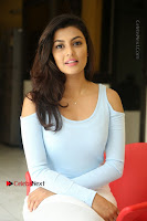 Anisha Ambrose Latest Pos Skirt at Fashion Designer Son of Ladies Tailor Movie Interview .COM 1089.JPG