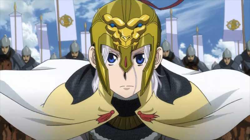 Arslan Senki (The Heroic Legend of Arslan)