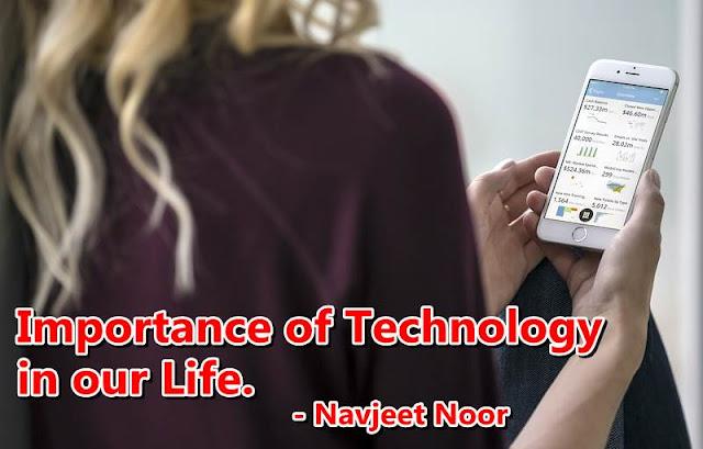 Technology Importance - The Tech Guurd Add caption