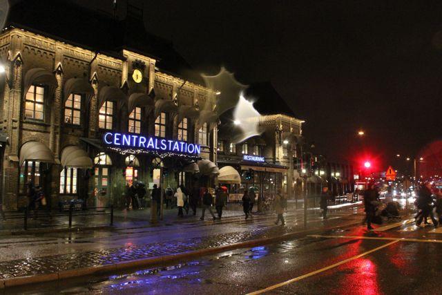 central station, gothenburg, sweden