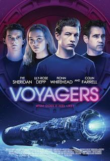 Voyagers[2021][NTSC/DVDR-Custom HD]Ingles, Español Latino