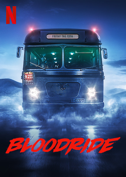 bloodride netflix series
