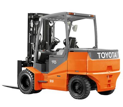 Toyota fork lift toyota tan cang -  - Bảy sản phẩm không phải là xe hơi Toyota sản xuất ra mà có thể bạn chưa biết?