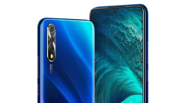 Vivo S1 launched in india | Specifications, price and features