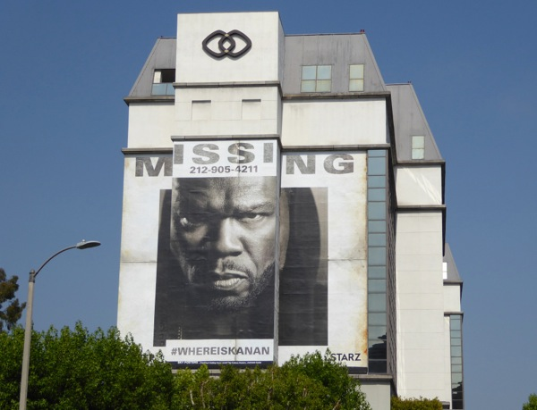 Power season 3 Missing teaser billboard