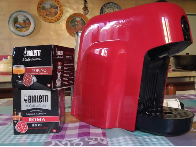 La macchina per caffè a cialde Bialetti Smart