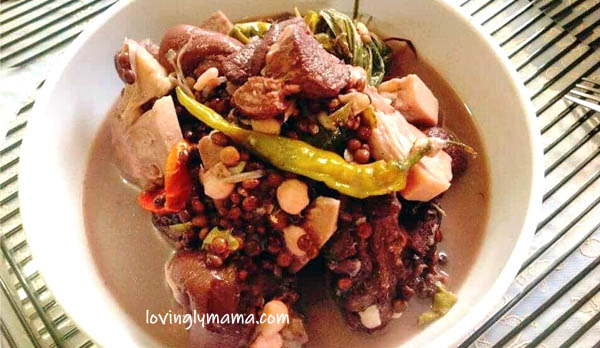 Batuan, Batwan, family meals, from my kitchen, heritage dish, heritage recipe, how to cook KBL, Ilonggo comfort food, Kadios, Kadios Baboy Langka, Kadios recipe, Kadyos, Kadyos Baboy Langka, Kadyos recipe, kamote tops, KBL recipe, lemongrass, pigeon peas, pork hocks, pork legs, pork soup, slow cooking, souring agent, unripe jackfruit, weekend, weekend meal, Atty Jocelle Batapa Sigue, Atty. Arnel Sigue, Bacolod mommy blogger