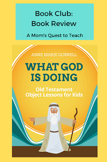 Book Club: Book Review; What God is Doing book cover