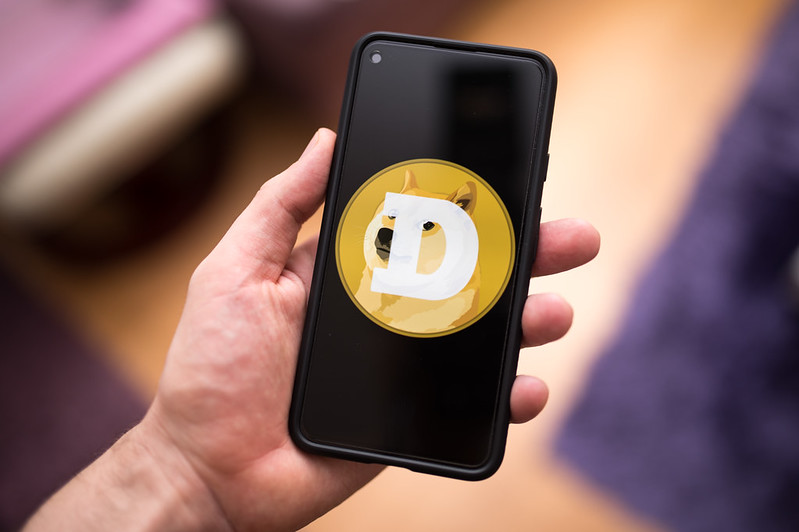 Dogecoin's price has increased 400% in a week.
