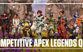 Competitive Apex Legends Quiz Answers - Be Quizzed