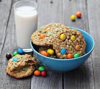 Robbi'ss M&M's Cookies Recipe