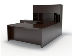 Mocha Office Desk