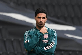 Arsenal manager Mikel Arteta admits his team has no fear of top opponents now.